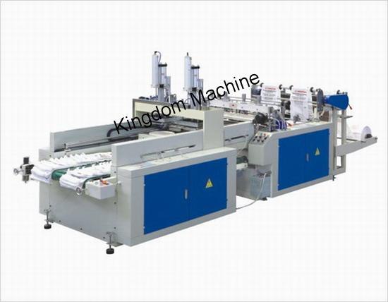 Automatique Machine de Sachet à Bretelles en Plastique