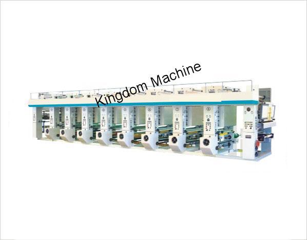 KDASY Computer Gravure Printing Machine