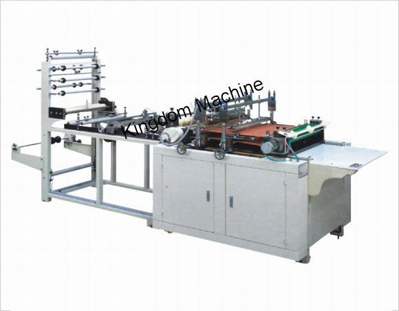 Machine De Fabrication de Sachets Plastiques Zip en Polyéthylène Basse Densité Vierge Transparent