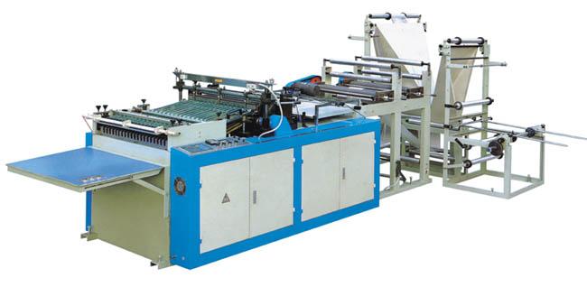 Machine Fabrication de Sachet Plastique Bulle