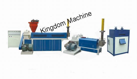 Machine de Recyclage Du Plastique Polyéthylène Polypropylène