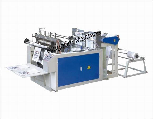 Machine de Sacs à Bretelles en Plastique