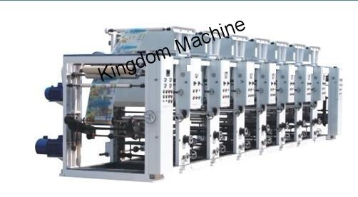 ASY-A Series Rotogravure Printing Machine