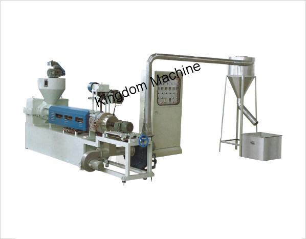 Vent Frais Machine de Recyclage Du Plastique Polyéthylène Polypropylène
