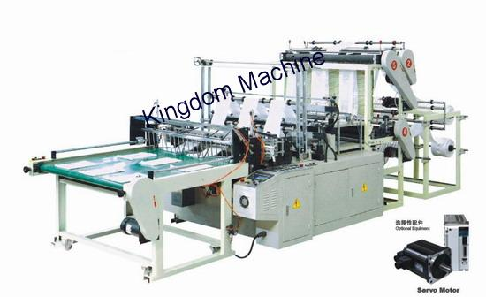 Four lines Plastic Bag Machine
