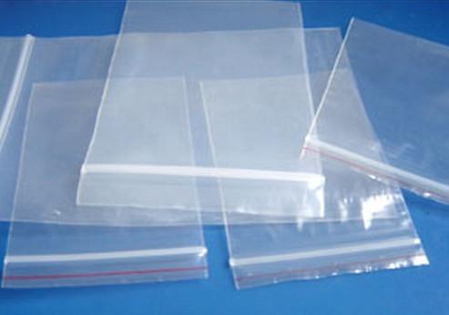Plastic Zip Lock Bag